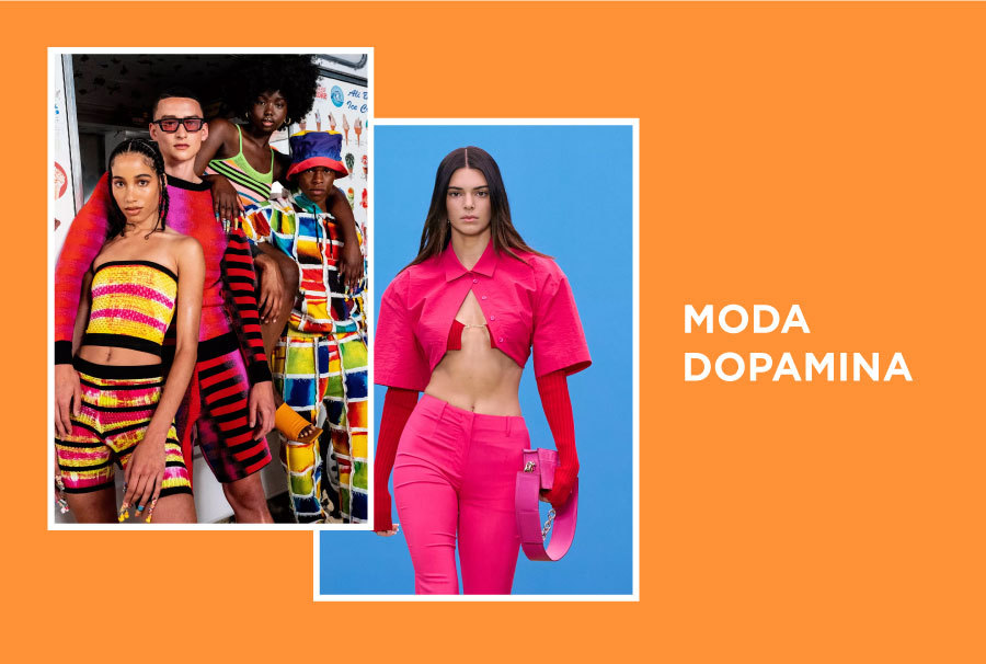 looks moda dopamina