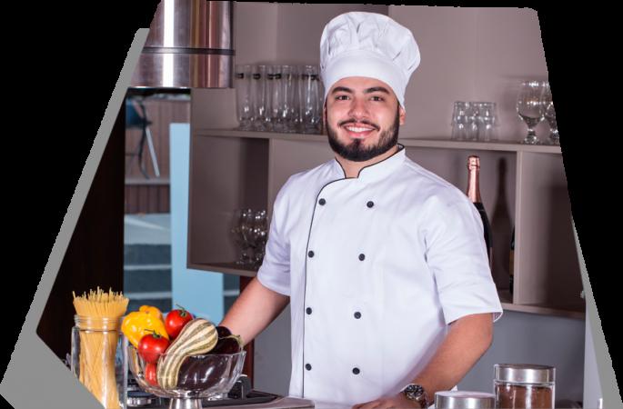 DÓLMÃS A segunda pele dos chefs