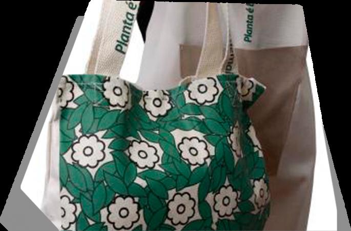 Embalagens e brindes de tecido criatividade para fixar sua marca